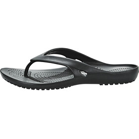 Crocs Kadee II Flip Sandals Women Black